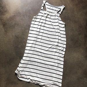 Liz Lange Striped Dress